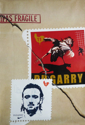 Nike Stamp - Dugarry