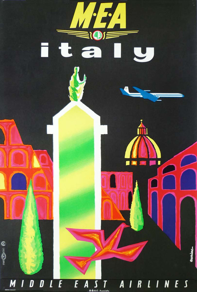 Middle East Airlines - Italy