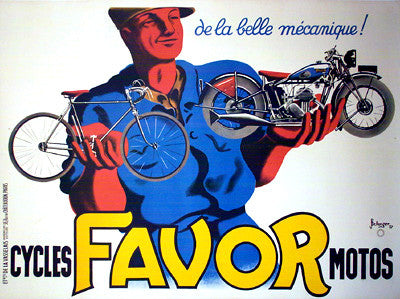 Favor Cycles and Motos Small