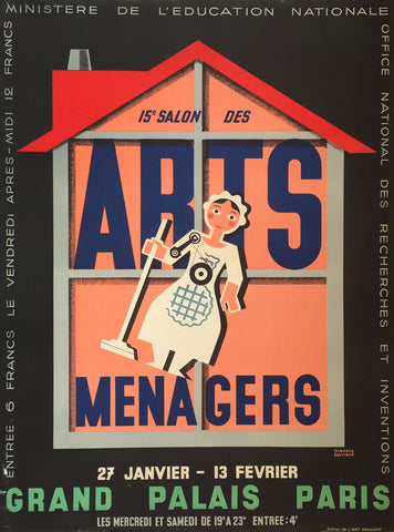 Arts Menagers Black