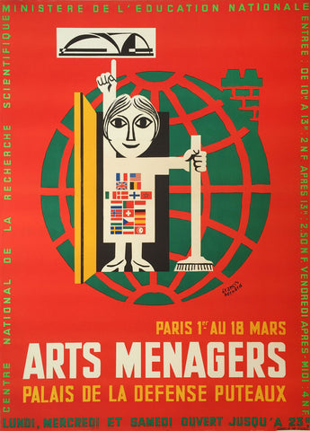 Arts Menagers Red