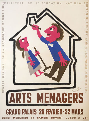 Arts Menagers White