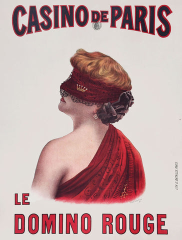 Casino De Paris - Le Domino Rouge