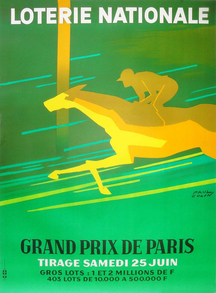 Loterie Nationale Grand Prix de Paris