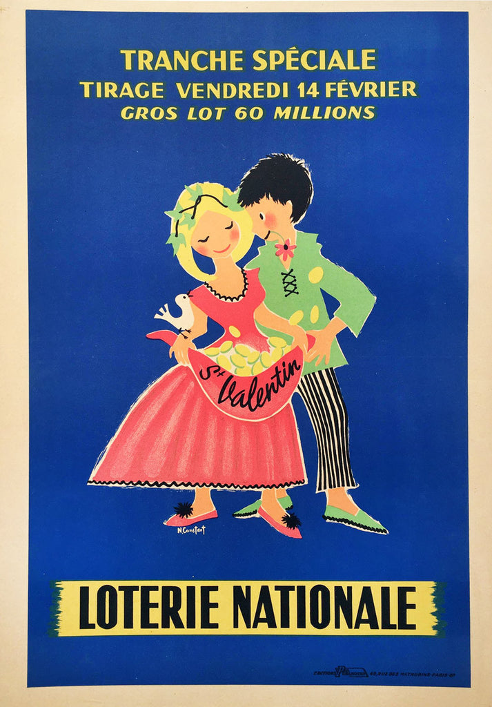 Loterie Nationale - St Valentin