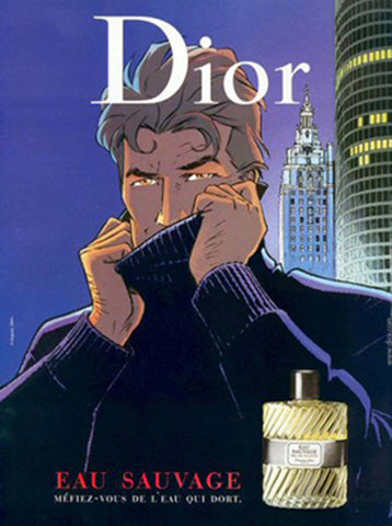 Dior Eau Sauvage 1 - Largo Winch