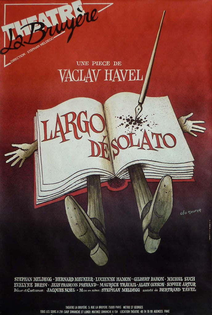Largo Desolato