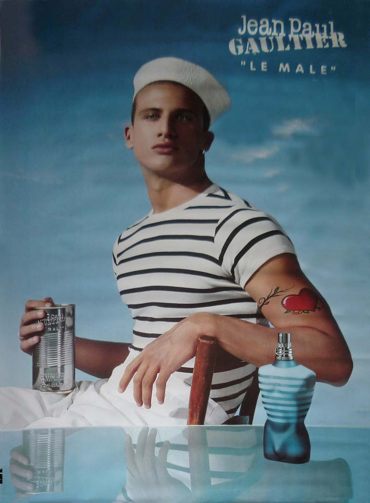 Jean Paul Gaultier - Le Male - sailor