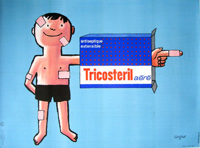 Tricosteril - Oversize 4 Sheet