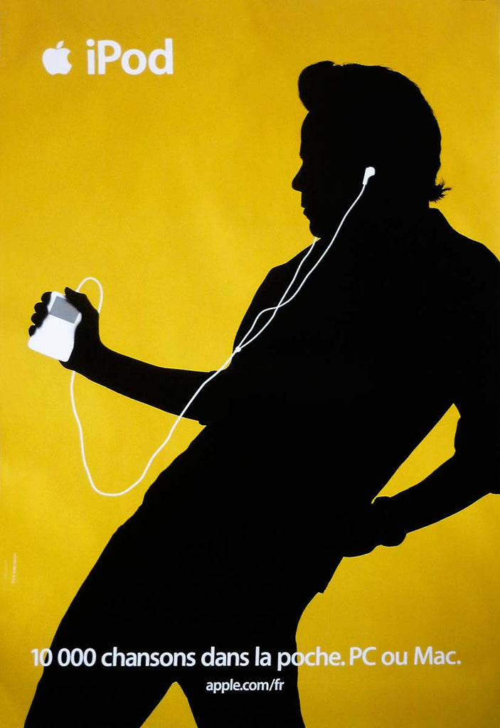 IPOD - yellow