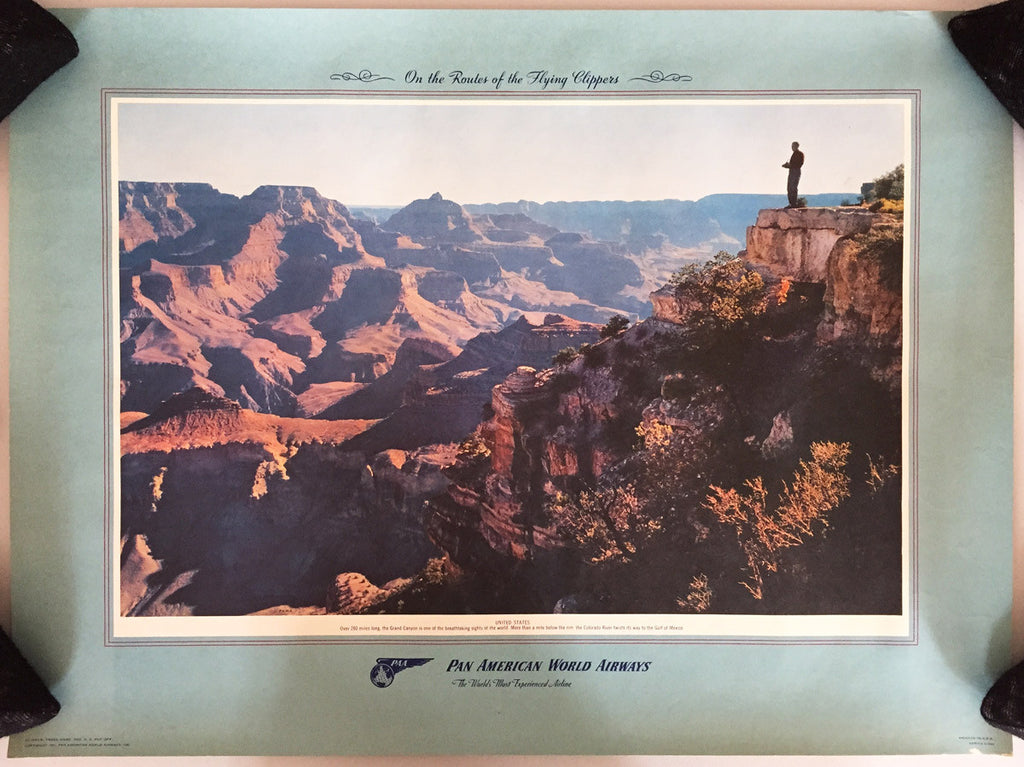 Pan American World Airways, Grand Canyon