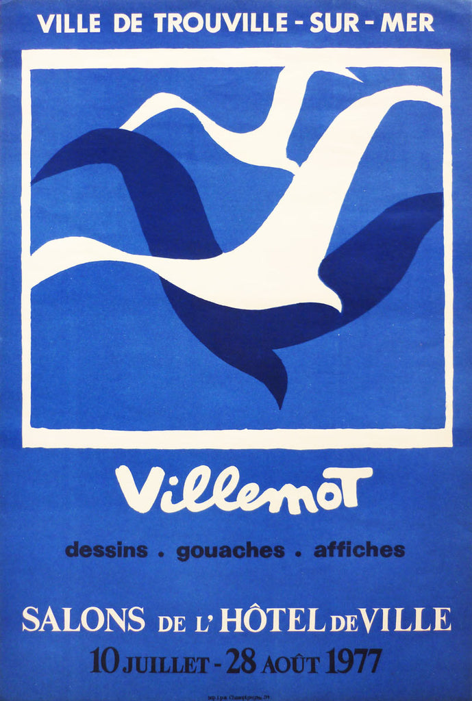 Villemot Dessins, Gouaches, Affiches