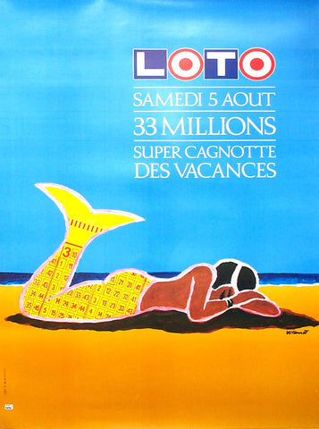 Loto Mermaid