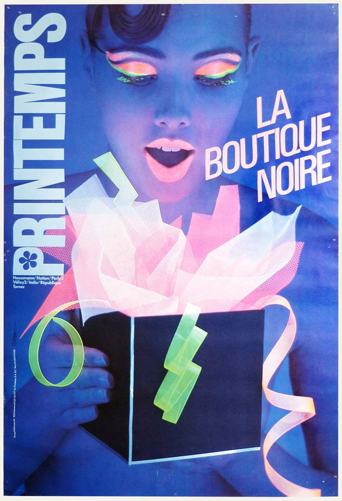 Printemps - La Boutique Noir