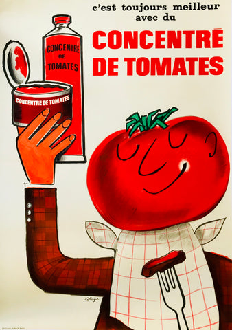 Concentrate de Tomate