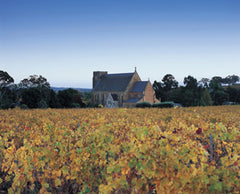 A Sevenhill Cellars Vineyard and the Church