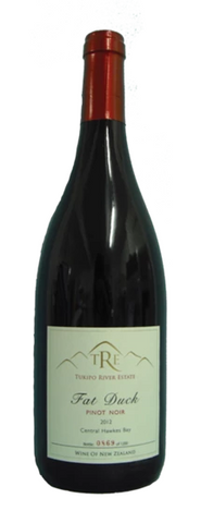 2012 Tukipo River Estate Fat Duck Pinot Noir