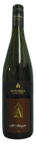 2009 Sevenhill St Aloysius Riesling