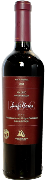2013 Luigi Bosca Malbec DOC Single Vinyard