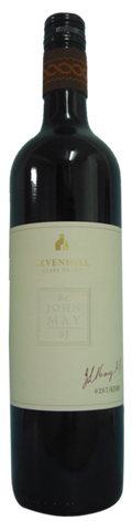 2009 Sevenhill Brother John May SJ Reserve Shiraz