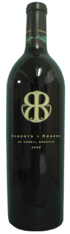 2009 Roberts and Rogers Howell Mountain Cabernet Sauvignon