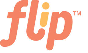 Flip Diaper Logo - Hybrid Diaper Cover and Inserts and Disposable Options