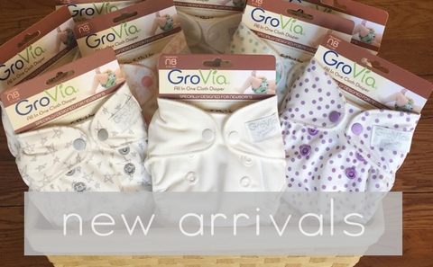 New Arrivals for your Natural Baby and Family- Zero Waste, Cloth Diapering, Babywearing, Feeding, Skin Care, Toys, CLothing and more! NEW!