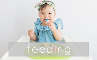 feeding category - breastfeeding, pumping, bottles, glass bottles, reusable, zero waste, sustainable, silicone mat, spoons, bibs and more, SALE, re-play