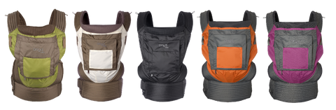 Onya Baby Outback Carriers, Babywearing at The Natural Baby