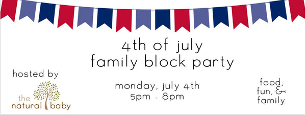 athens ga july 4th block party event