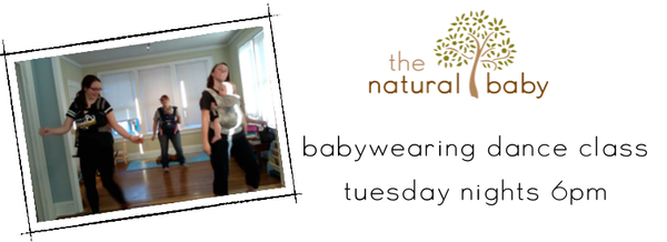 Babywearing Dance Class Athens Postpartum Fitness