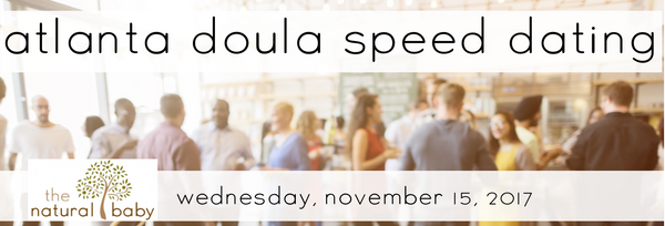 Atlanta Doula Meet up - Network and Meet Atlanta Doulas Speed Dating Doulas and Desserts