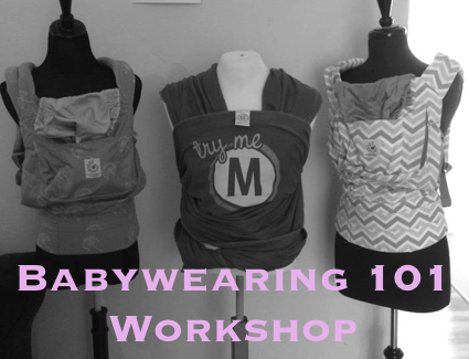 Babyweaing 101 Workshop