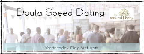 Athens Doula Speed Dating Event Meet the Doulas