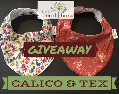 GroVia Giveaway Tex and Calico