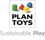 Plan Toys Logo Sustainable Wooden Toys