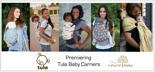 Tula Carriers in Georgia: Atlanta, Athens and Online!