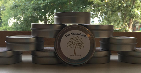 The Natural Baby Skin Salve