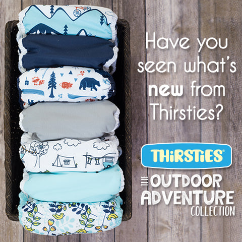 Thirsties Outdoor Collection