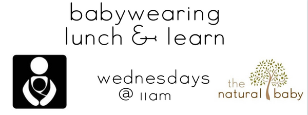 Babywearing Lunch and Learn Athens Meet Up