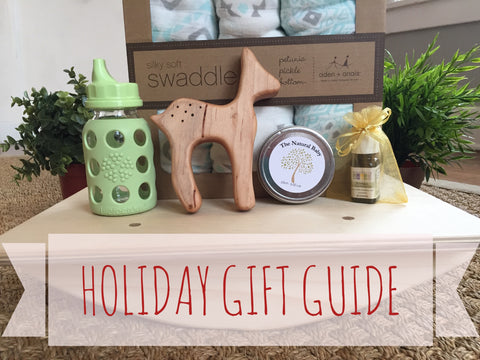 Natural Baby HOliday Gift Guide
