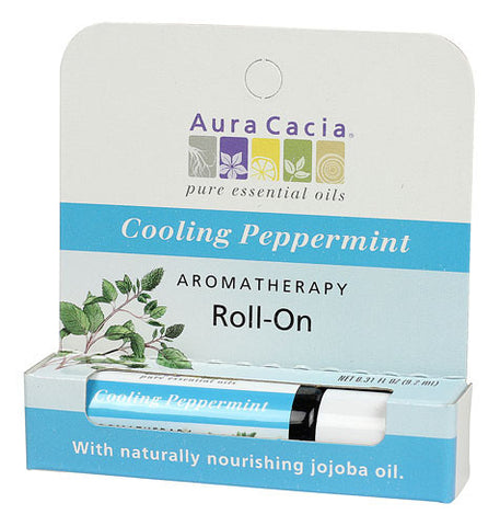 Aura Cacia Aromatherapy Roll On