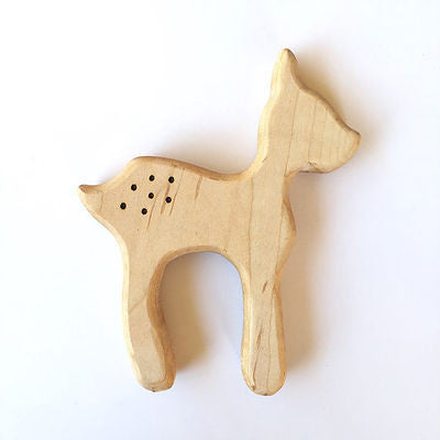 Clover & Birch Deer Teether