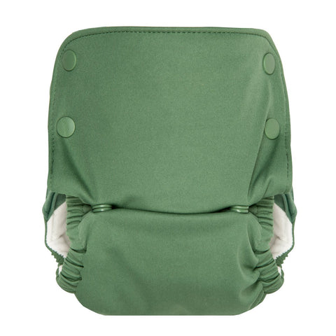 Grovia One Size All In One, GroVia OS AIO, Basil, Green
