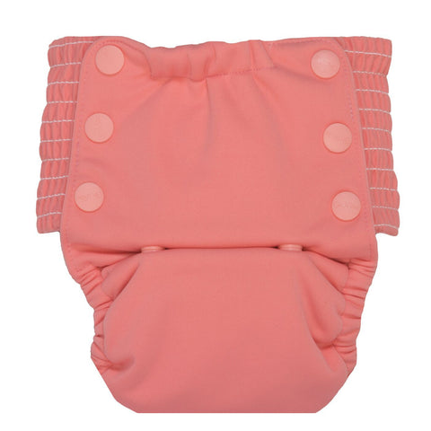 GroVia My Choice Trainer, Rose, Pink Rose Color,  Cloth Reusable Training Pants for POtty Learning and Potty Training your child, eco friendly Pull-ups