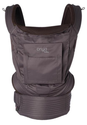 Onya Baby Next Step, Java Recycled Polyester Baby Carrier, Eco,