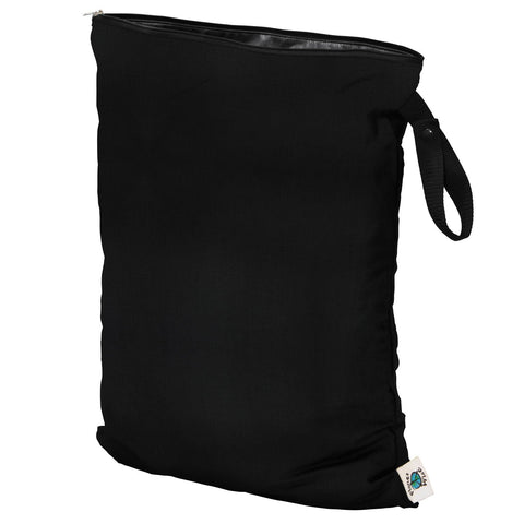 Planet Wise Large Wet Bag, Hanging, Black, Dirty Diaper Bag
