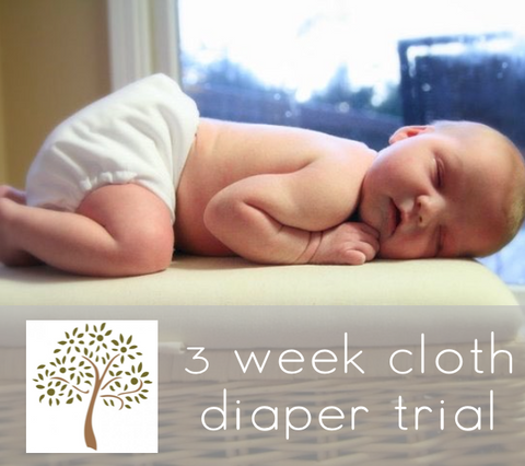 3 Week Cloth Diaper Trial
