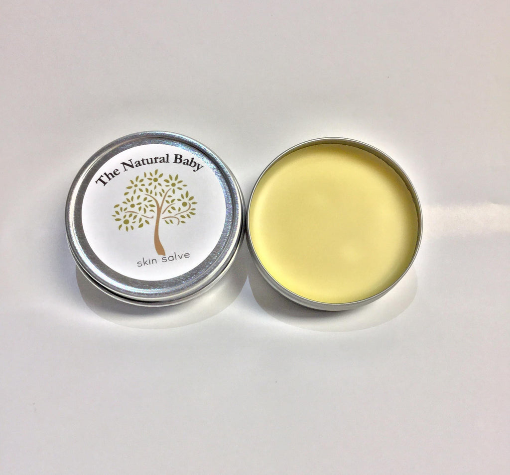 The Natural Baby Eczema Skin Salve