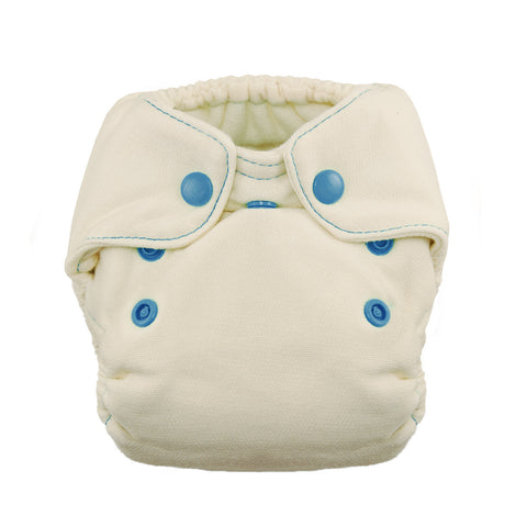 Thirsties Natural Fitted Diaper